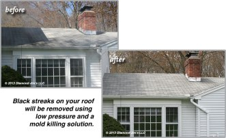 Roof-Cleaning-Streaks