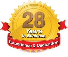Serving your community for 28 years
