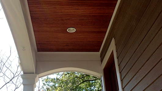 Cedar Tongue And Groove Porch Ceiling | Taraba Home Review
